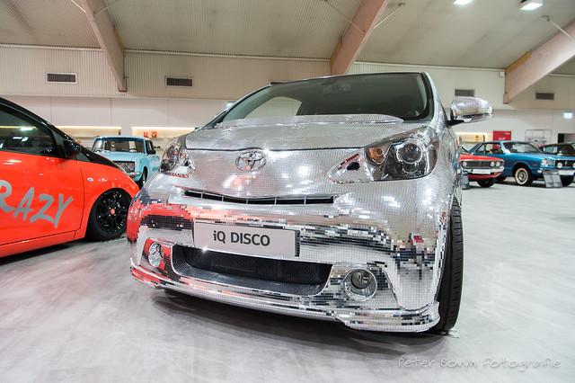 Toyota IQ Disco Show Car - 2010