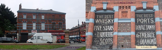 82 Stanley Road/Keble Road, Bootle, Liverpool 5.