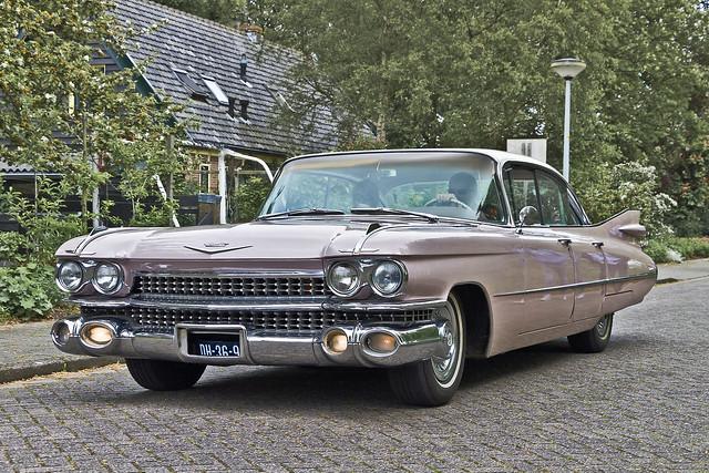 Cadillac Sedan DeVille 1959 (8053)