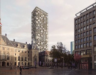 Postkantoor Rotterdam | by JanvanHelleman