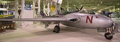 de Havilland Vampire F3