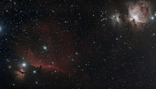 M42/NGC 2024/Barnard 33 Complex | by AllAboutRefractors