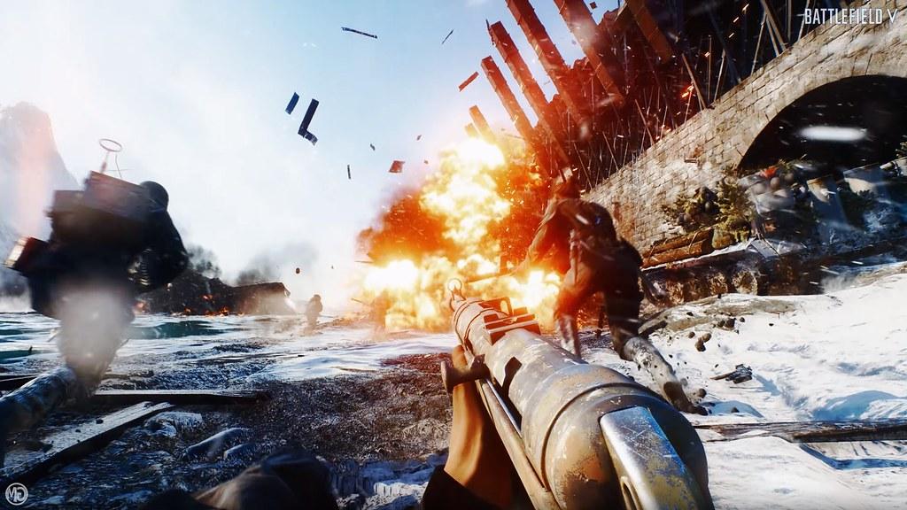 Battlefield V Wallpaper 1080p Mefisto Gamer Flickr