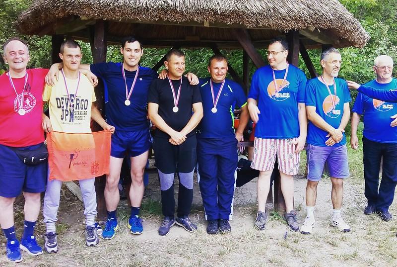 Pobednici takmičenja u planinarskoj orijentaciji za Kup Vojvodine
