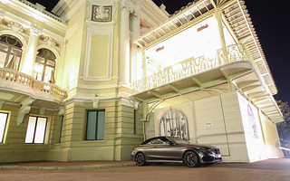 Mercedes-AMG C 43 Cabrio. | by Tom Daem
