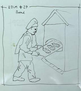 Edim #27 bread