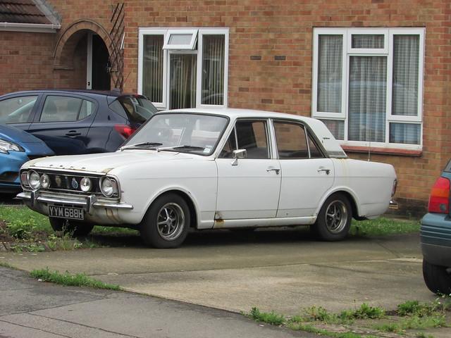 Ford Cortina 1600E