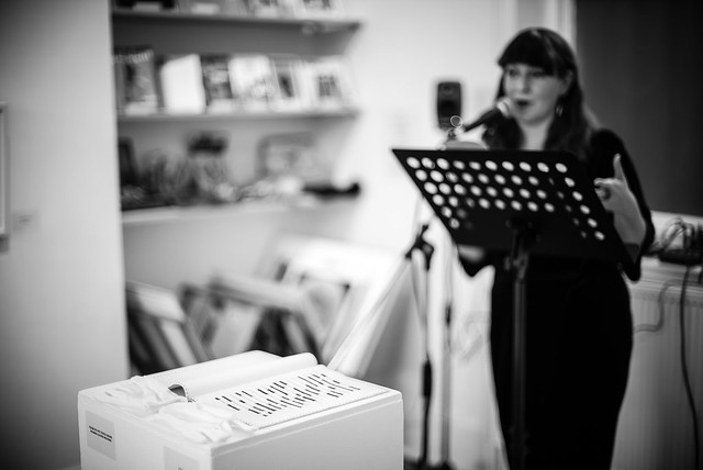 Ingrid Plum - Taut Book and Album launch