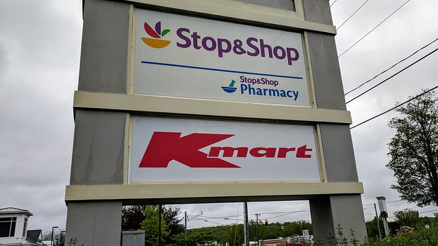 Stop and Shop/Kmart (Vernon, Connecticut)
