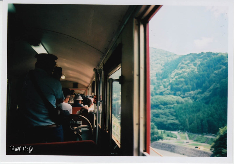 夏の列車旅 by Noël Café