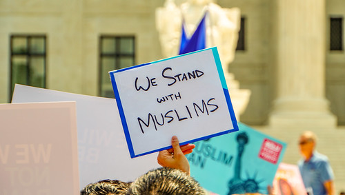 2018.06.26 Muslim Ban Decision Day, Supreme Court, Washington, DC USA 04034 | by tedeytan