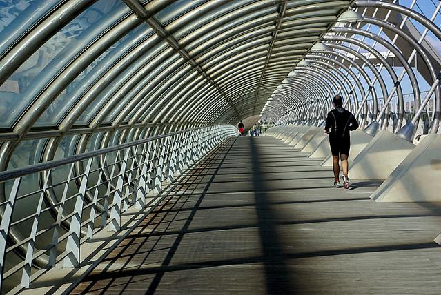 Zaragoza (Puente del tercer milenio)