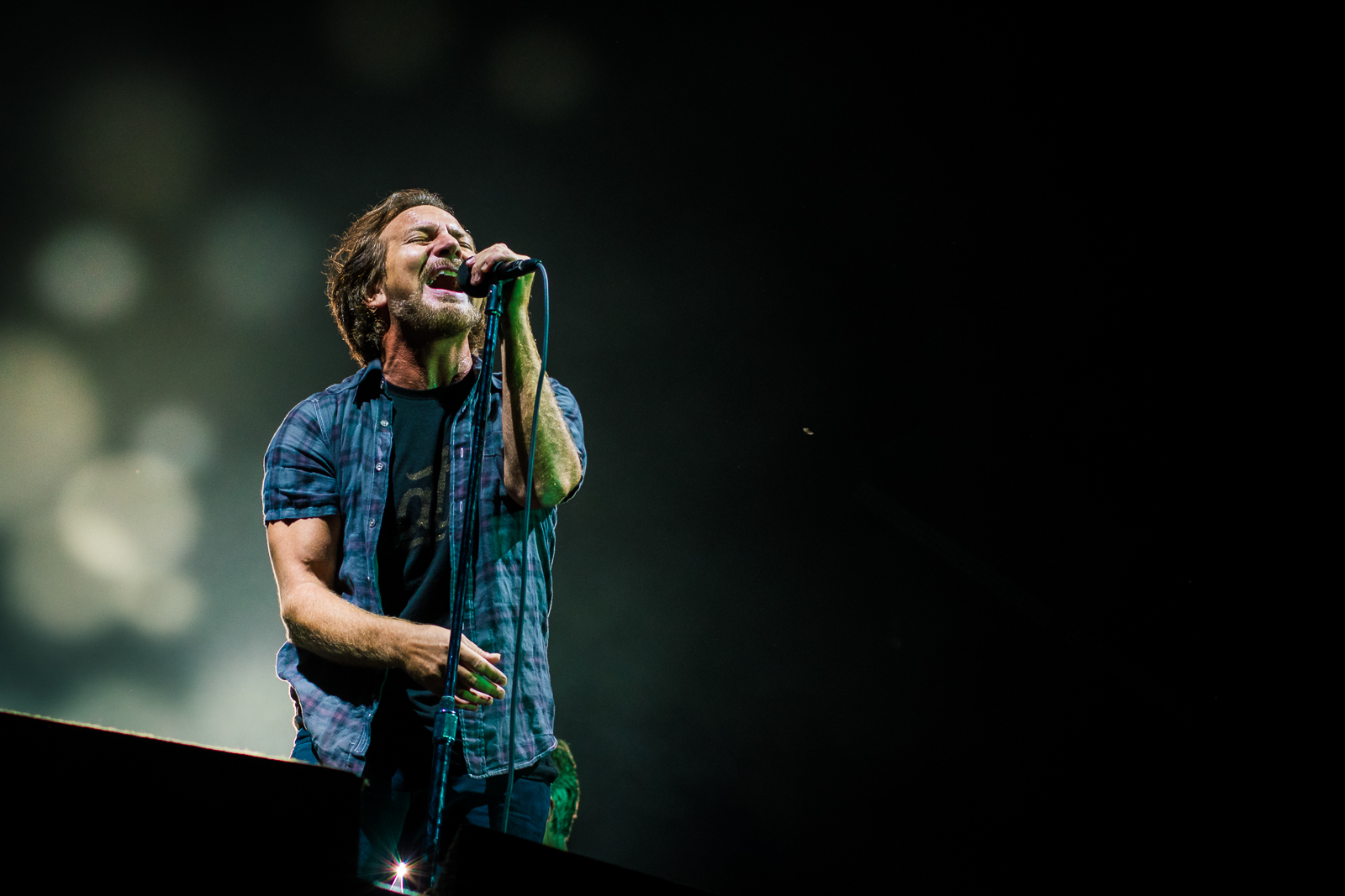 Pearl Jam @ Rock Werchter (© Timmy Haubrechts))