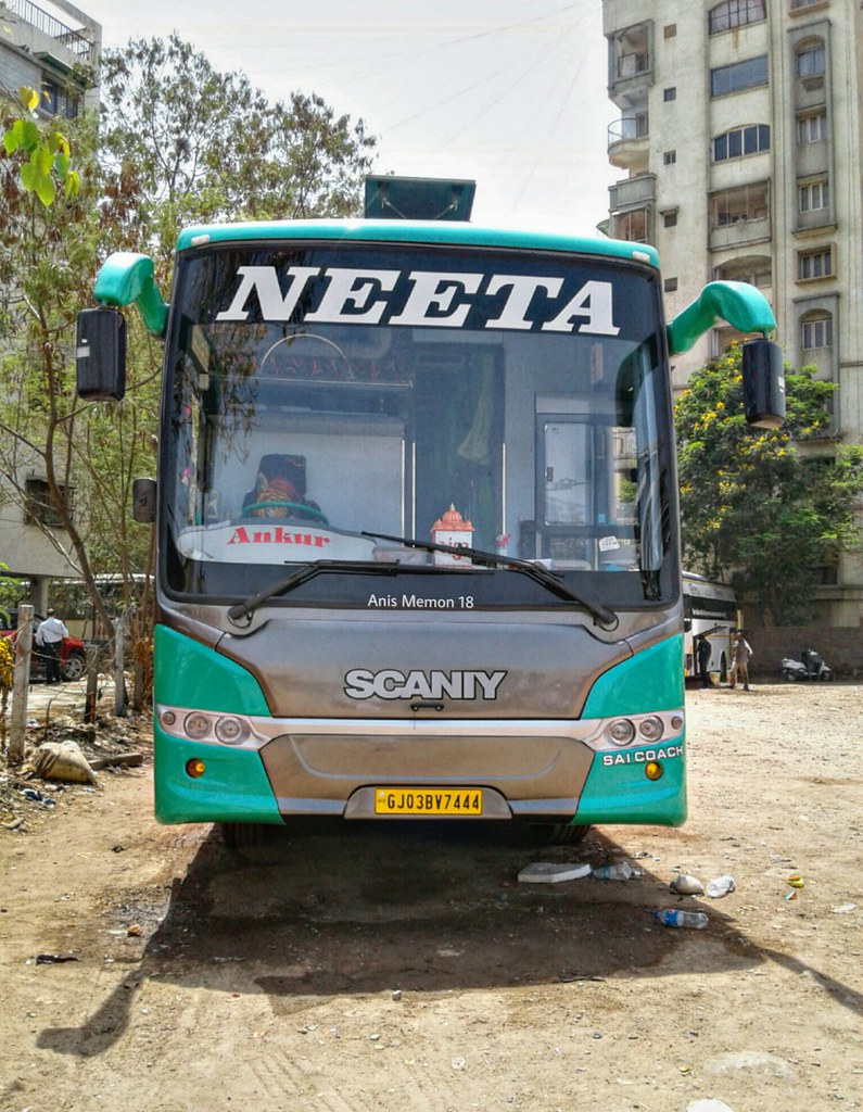 Neeta Travels 2 1 Ac Air Suspension Ashok Leyland New Bs