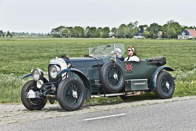 Bentley Le Mans Special 1935 (9990)