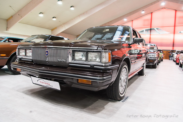 Toyota Crown Super Saloon 2.8 - 1981