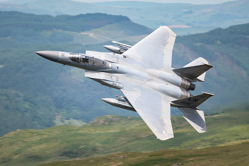 USAF F15C - Mach Loop - Bwlch Exit 11.06.2018 | by JAW-Photo