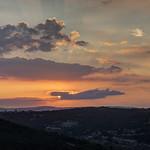 Blackwood Sunset, South Wales