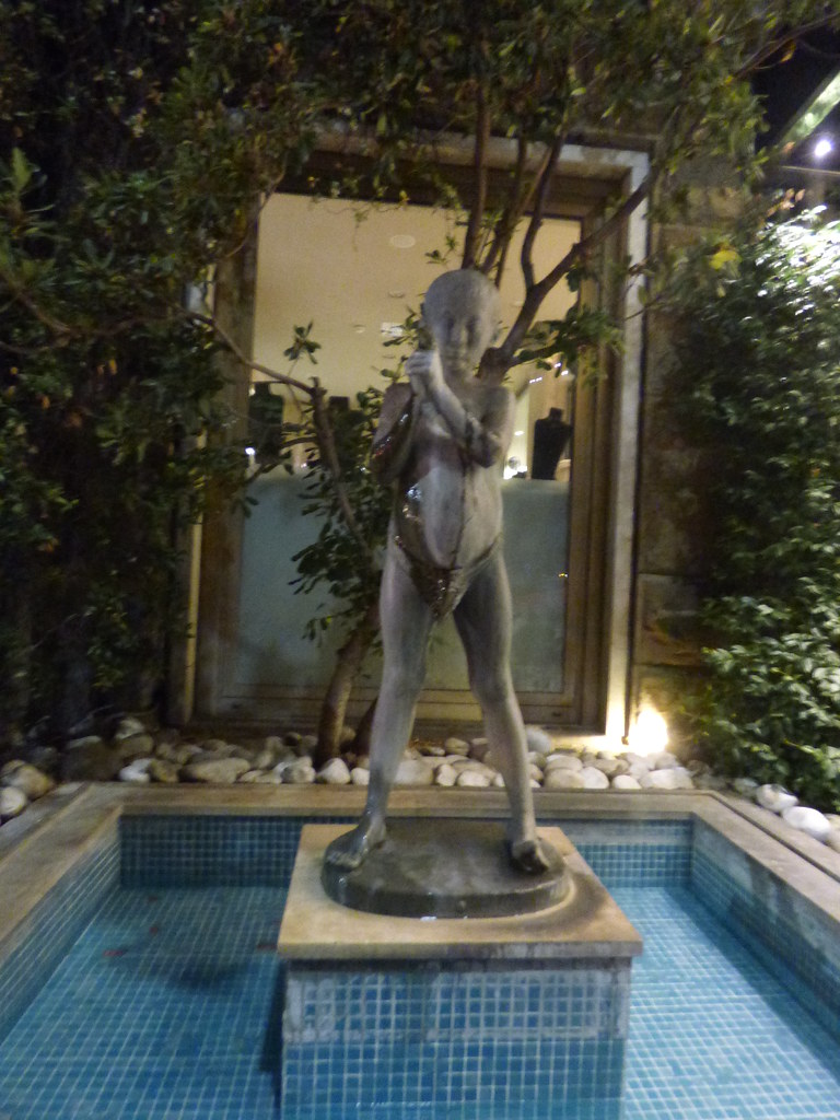 Grand Hotel Mediterraneo In Florence Statue Fountain Flickr