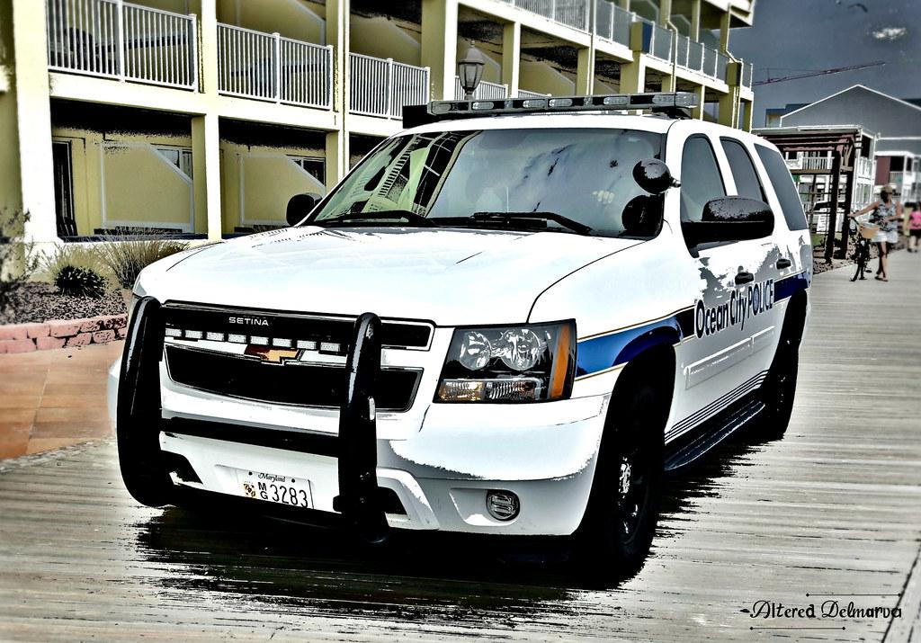 Ocean City Chevrolet >> Chevy Tahoe Ocean City Police Department Maryland Flickr