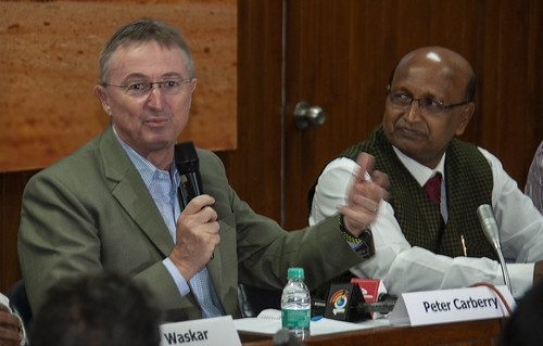 Peter Carberry describes how product releases such as that of Parbhani Shakti can also help farmers in Africa. | by crpgldc