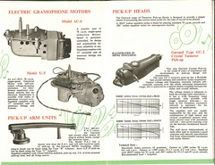 Garrard Brochure 1953 e