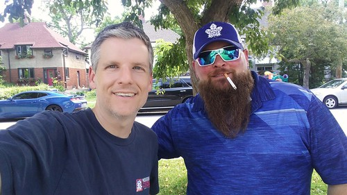 Dart Guy and me | by Mike Boon