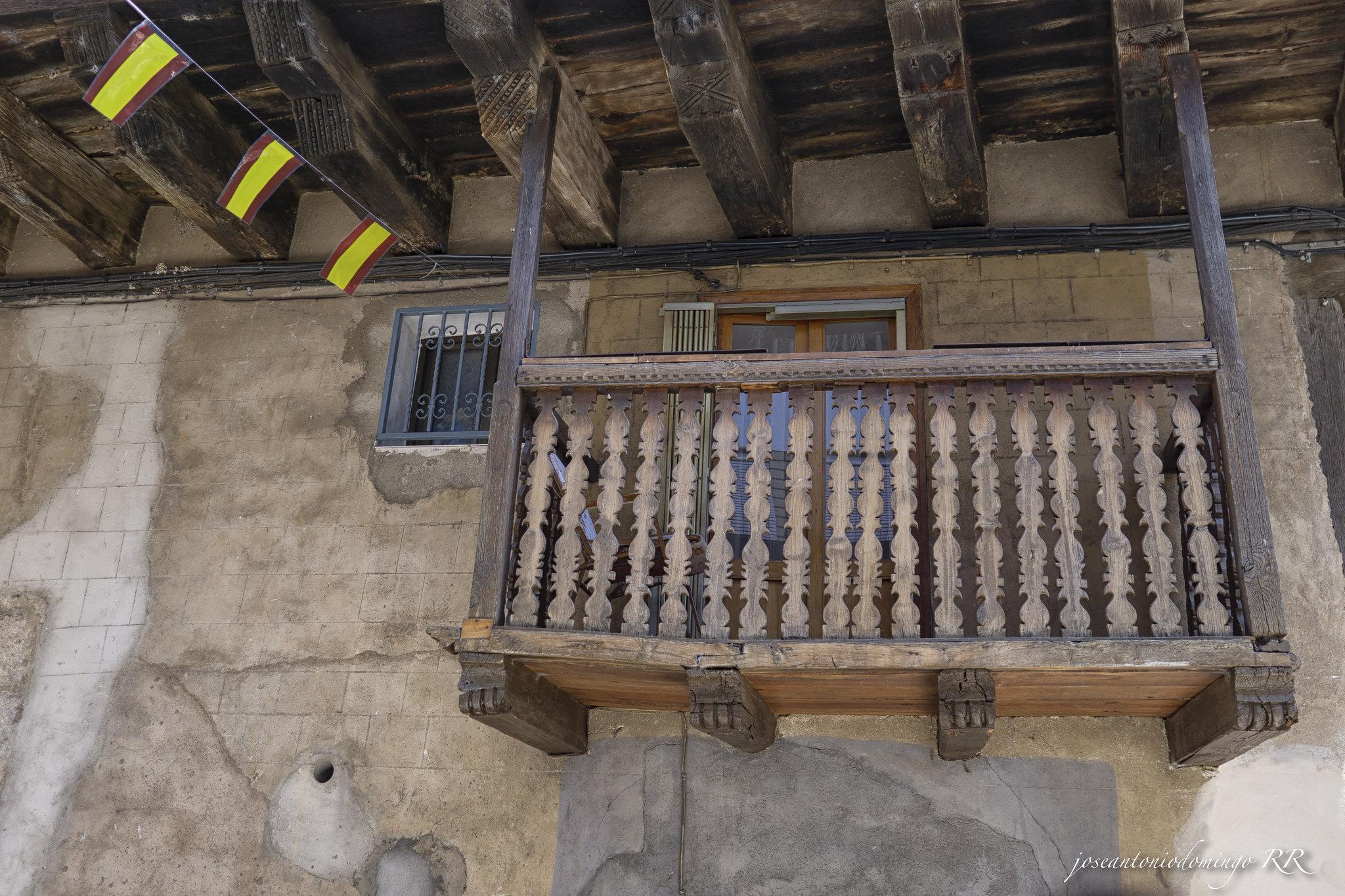 Balcón de Carvajal