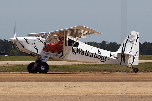 columbus airforce base afb cbm kcbm airport mississippi airshow justaircraft highlander homebuilt kit n409ja 4982427 hotwire harry airplane aircraft