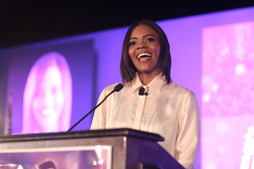 Candace Owens | by Gage Skidmore