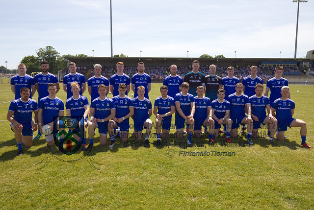 Waterford v Monaghan All Ireland SFC Round 2 - 2018.