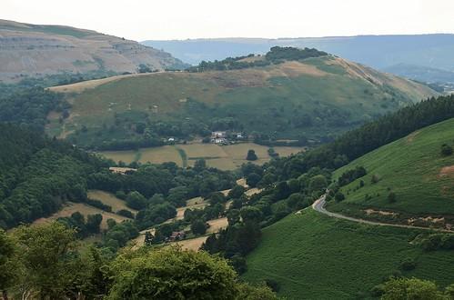 europe uk wales horseshoepass landscape nature beauty simplysuperb greatphotographers