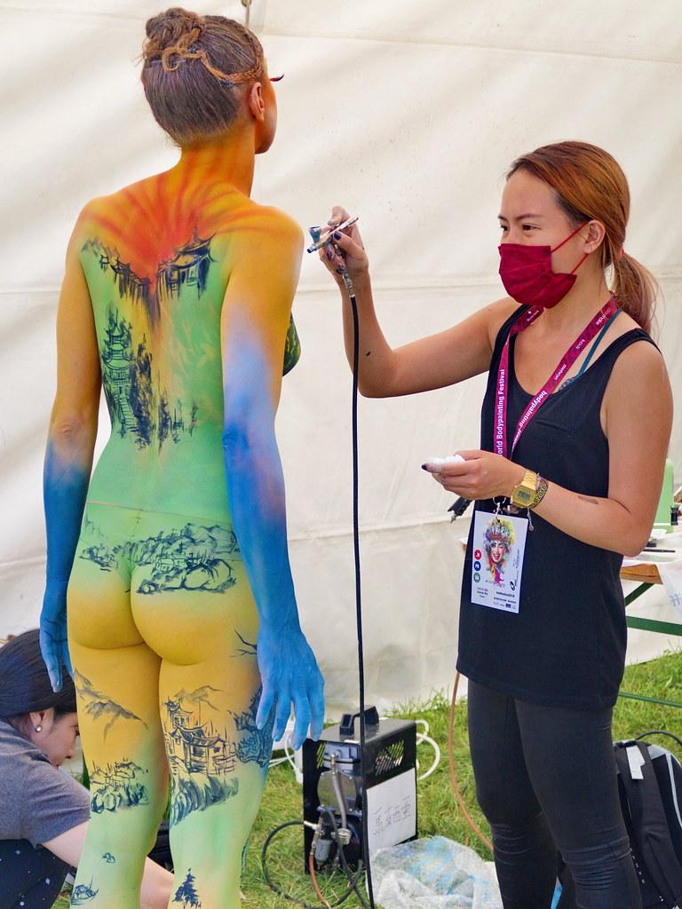 World Bodypainting Festival 2018 World Bodypainting Festiv Flickr