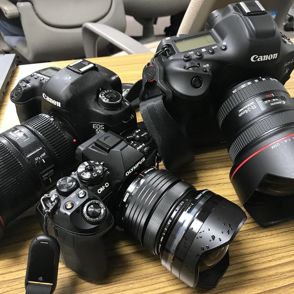 Cameraset