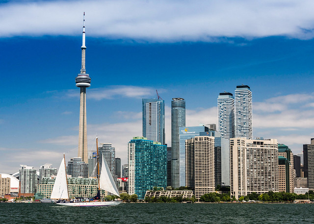 Port of Toronto - HMCS ORIOLE