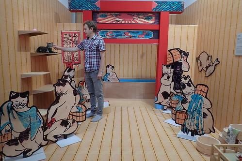 Edo cat cafe, Tokyo | by Tartanna