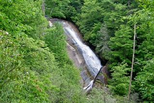 Bearwallow Falls