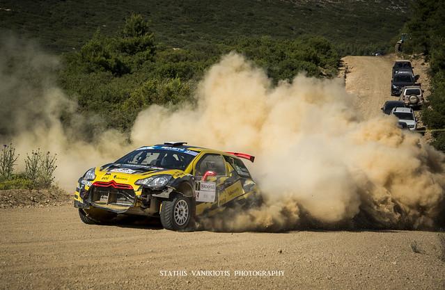 64o EKO Rally Acropolis 2018