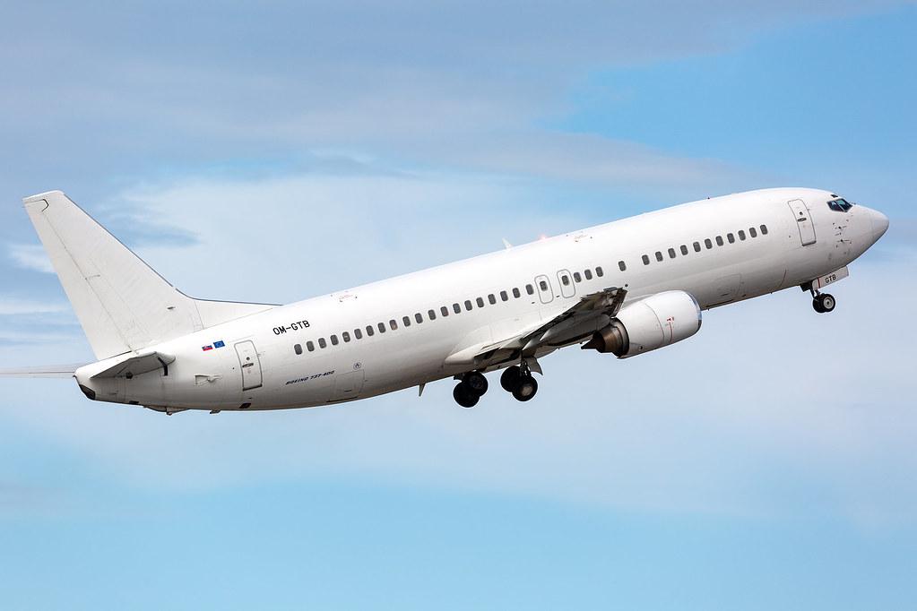 OM-GTB Boeing 737-49R Go2Sky | Andreas | Flickr