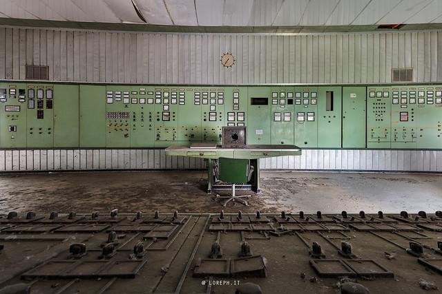 La stanza dei bottoni