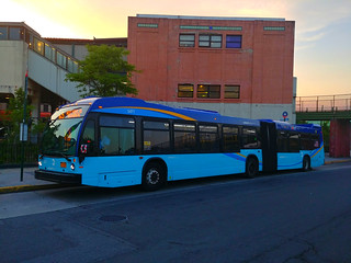 2017 Nova Bus LFSA 5471 on the Bx5 at Bruckner Boulevard & Westchester Avenue | by BM5 via Woodhaven (Main)
