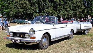 Peugeot 404 cabriolet 1966 | by XBXG