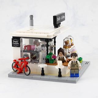 DOLLY COFFEE | by LEGO 7