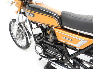 1972 Yamaha 250 Street DS7 | KGF Classic Cars | Flickr