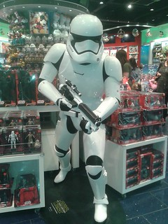 first order stormtrooper disney store