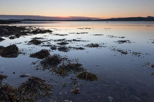2018 benmorecoigach july lochewe nwhighlands scotland suilven summer sunrise