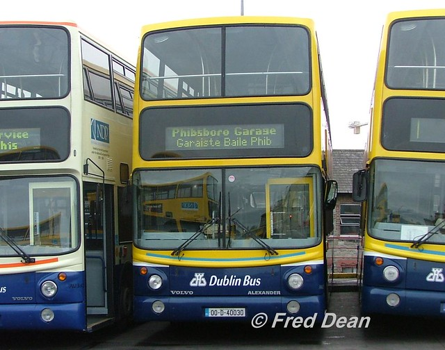 Dublin Bus AV30 (00D40030).