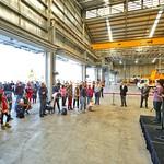 Alexandra Canal Depot launch