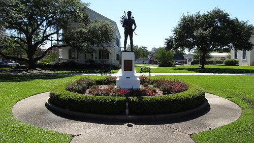 chfstew louisiana lastmartinparish statue