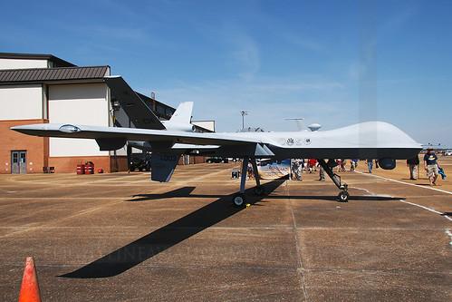 columbus airforce base afb cbm kcbm airport mississippi airshow military aircraft drone uav usaf generalatomics ymq9 reaper 024003 8947605